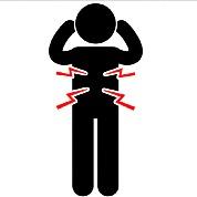 Beschwerden an inneren Organen